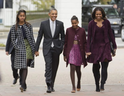 Photos: Stylish Mansion The  Obama's Will Leave White House For