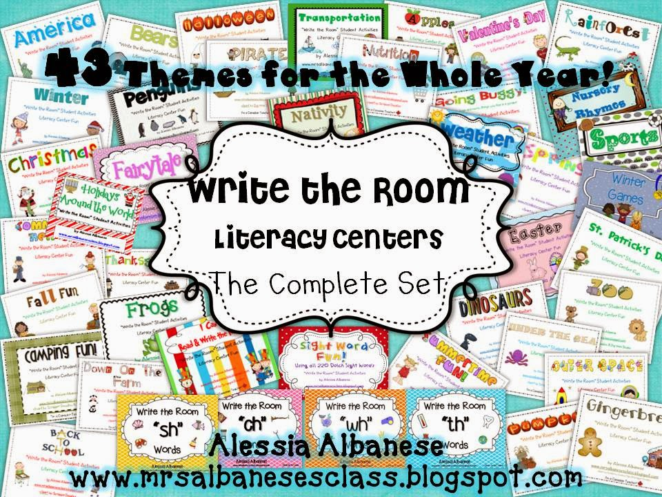 http://www.teacherspayteachers.com/Product/Write-the-Room-Literacy-Centers-The-Complete-Set-283864