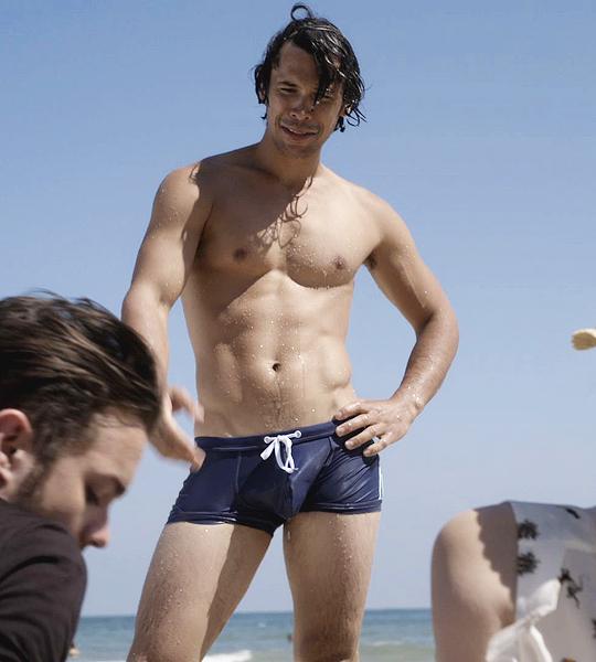 Fernanda Bonadio: Nudes do ator Marco Dapper em full HD