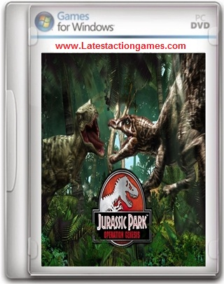 JURASSIC PARK OPERATION GENESIS Free Full Version Games Download For PC