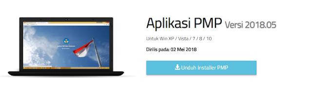 Download PMP Versi 2018 terbaru