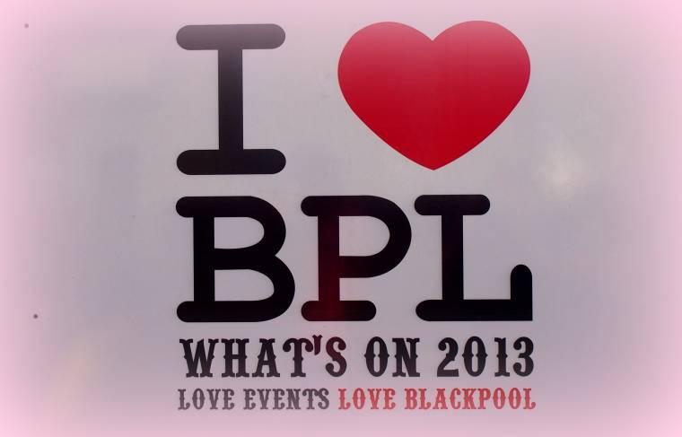 I Love Blackpool