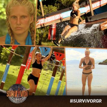 Survivor: Λύγισε η Σάρα Εσκενάζυ! Η πρώτη φορά που έκλαψε! (video)