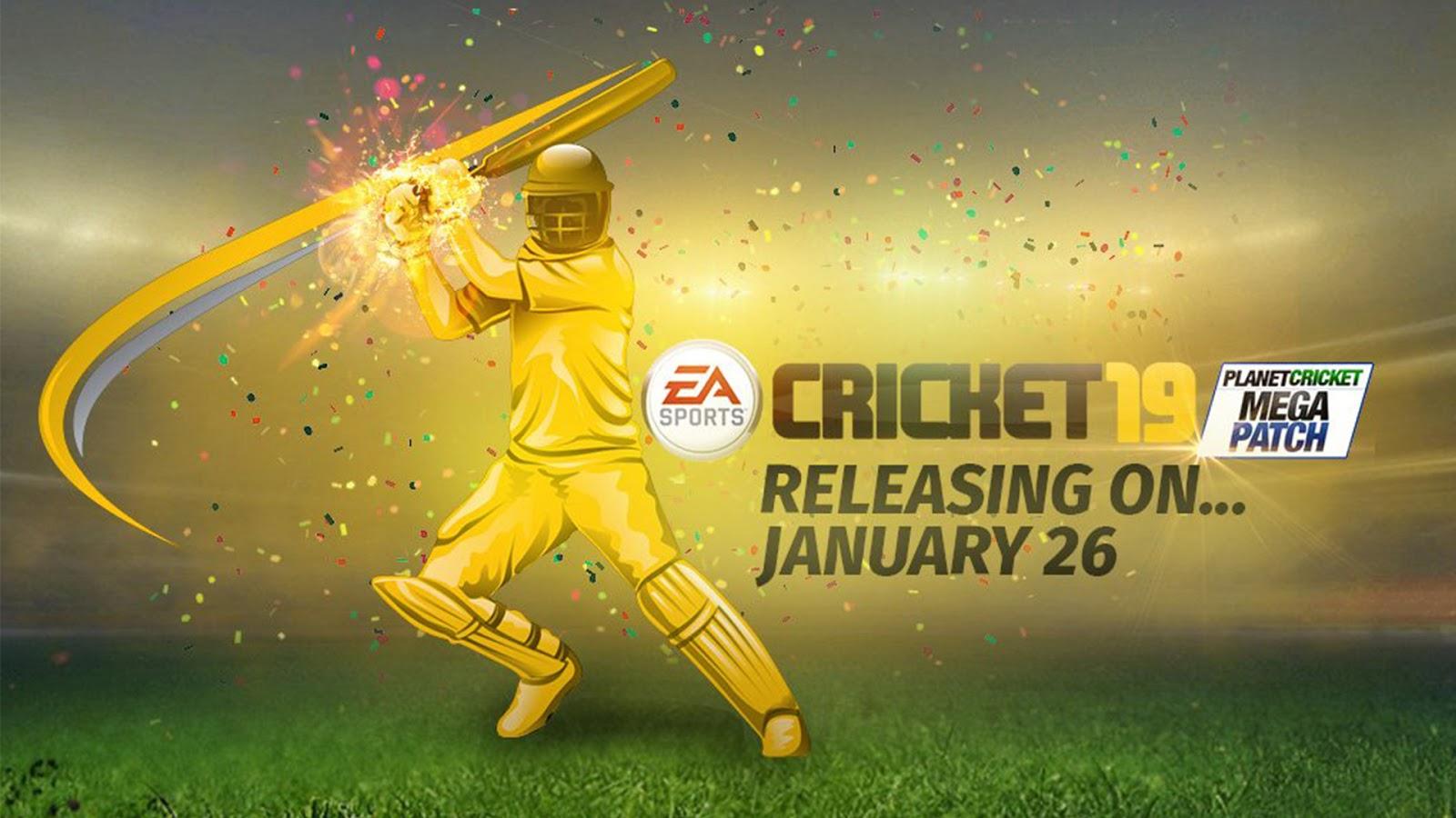 Ea Cricket 2019 Free Download World Wide Game Studio