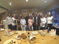 Jordi Cruz presenta el Pan Runner de SantaGloria y sus 3 recetas con el pan