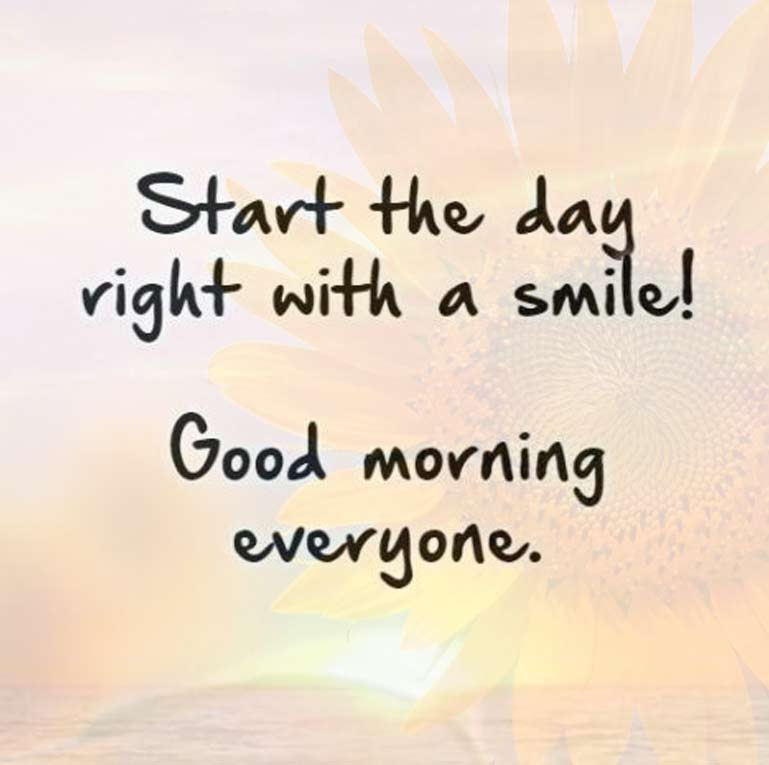 A Sweet And Beautiful Images Of Good Morning Helps Us To Make Our Start Of  The Day Can Make People A Little More Hopeful And Excited.