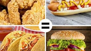 Rahasia restoran fastfood. (Brightside) updetails.com