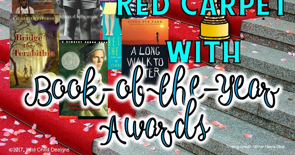 Walking The Red Carpet With Book of the Year Awards Part