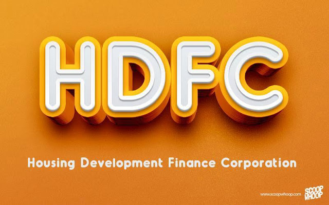 HDFC-HOUSING-DEVELOPMENT-FINANCE-CORPORATION