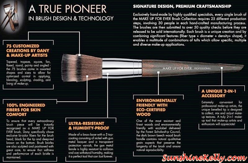 make up for ever Artisan Brush Collection, Make Up For Ever Instant Brush Cleanser, Make up for ever, make up brushes, make up, artisan brushes, make up for ever malaysia