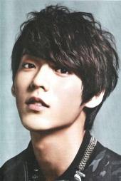 Biodata Lee Min Hyuk  pemeran Seo Sang Woo