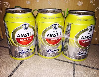 Amstel Radler Caja Degustabox - Abril 2016