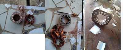 Cara saya merubah kipas bertegangan 110 volt ke 220 volt sebagai standard Indonesia