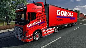Gomola Trans skin pack + trailer