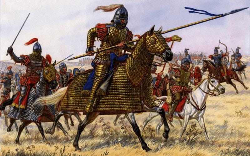 Roma (Época, Monarquía, Imperio, decadencia y crisis)