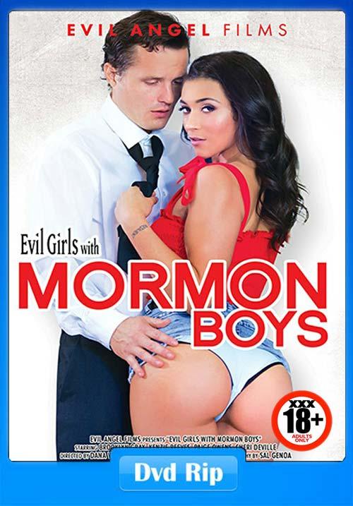 [18+] Evil Girls With Mormon Boys XXX DVDRip x264   480p 300MB   100MB HEVC