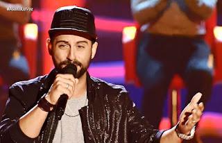Luiso canta No me lo creo de Manzanita. La Voz 2016