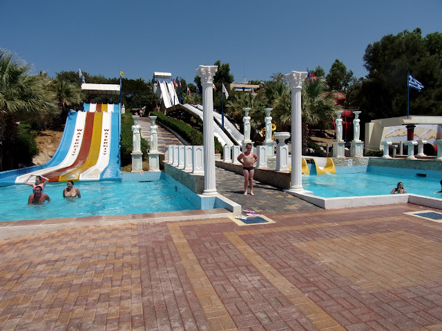water city themed waterpark anopolis crete