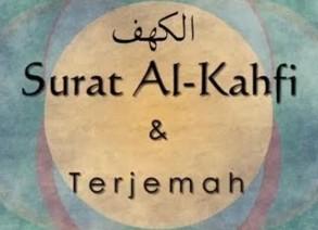 Teks Bacaan Surat Al Kahfi Arab Latin Dan Terjemahan