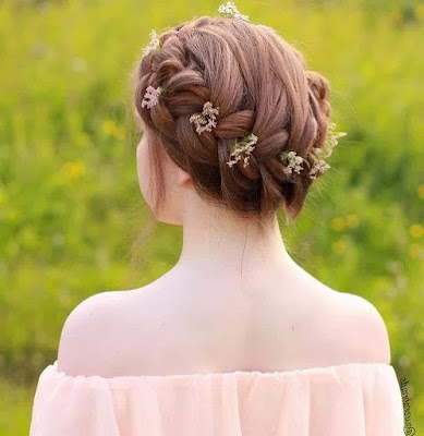 Cute Floral Crown