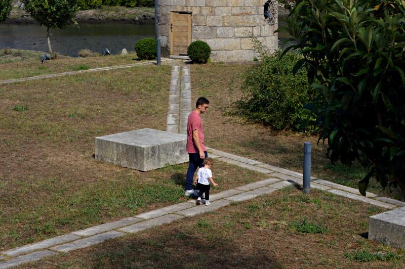 Planes al aire libre Isla de Medal en Pontevedra