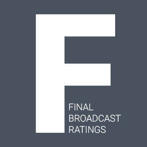 Final Broadcast Ratings: April 21, 2017