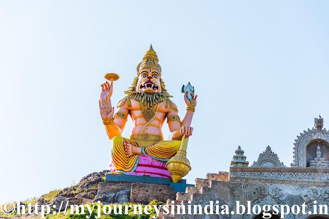 Bheemunipatnam Narasimha Temple Vishakapatnam