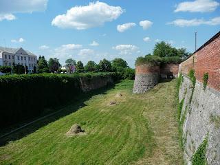 Дубно. Замок. Северный бастион