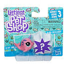 Littlest Pet Shop Series 3 Mini Pack Jamie Narwhalt (#3-49) Pet