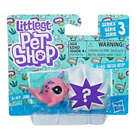 Littlest Pet Shop Series 3 Mini Pack Jamie Narwhalt (#3-49) Pet