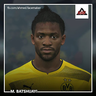 PES 2017 Faces Michi Bathsuayi by Ben Hossam FaceMaker