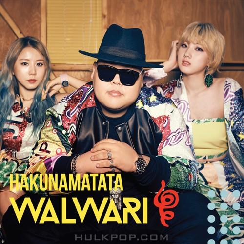WALWARI – HAKUNAMATATA – Single
