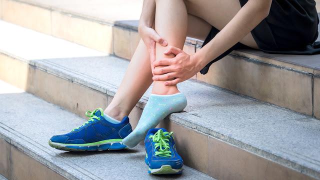 Tips Mengatasi Kram Pada Otot