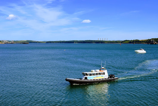 Milford Marina Discover Coast and Cleddau Boat Trip Launch