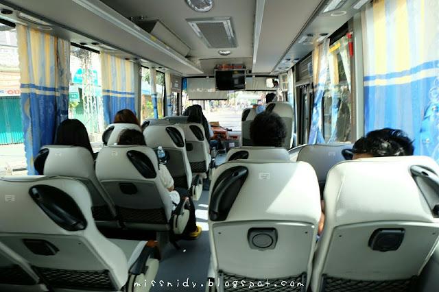 bus sinh tourist dari saigon menuju mui ne vietnam