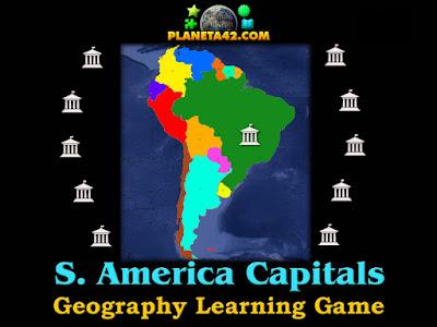 http://planeta42.com/geography/samericacapitals/bg.html