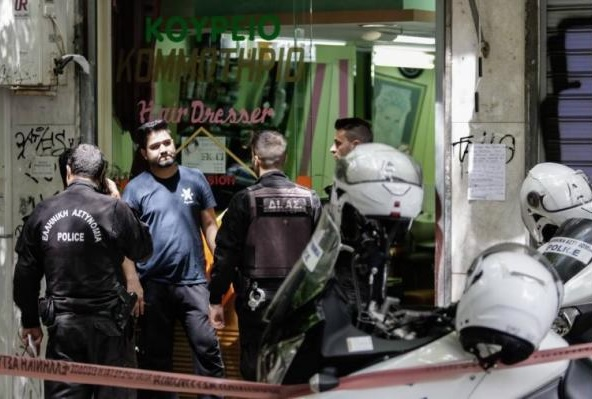 38 years old Albanian injured with 4 bullets in Athens