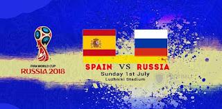 مشاهدة مباراة اسبانيا و روسيا مباشر اليوم 1/7/2018 كورة لايف يلا شوت - كأس العالم روسيا 2018