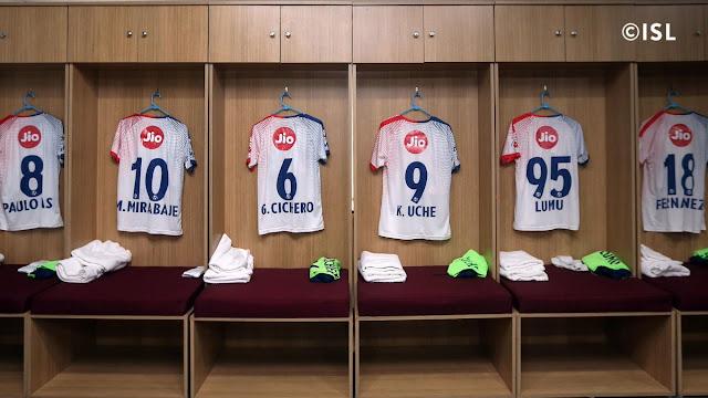 DDFC jersey-2018