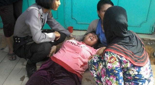 Ditendang dan Ditampar Anggota Satpol PP, Ibu Hamil 7 Bulan Dilarikan ke Rumah Sakit
