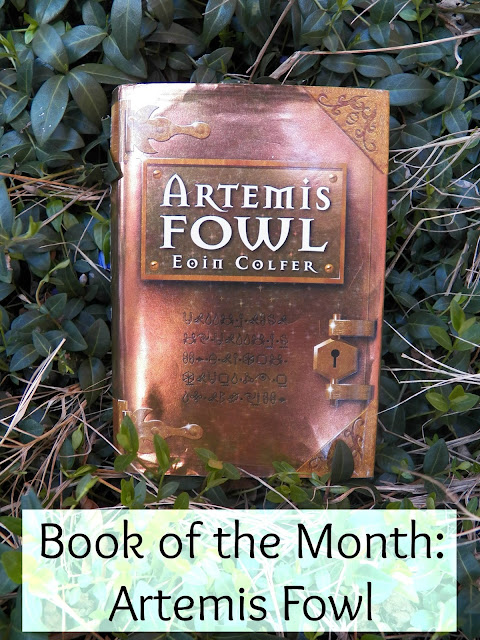Book of the Month: Artemis Fowl