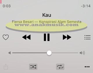 Lirik Lagu & Kunci Gitar Fiersa Besari – Kau
