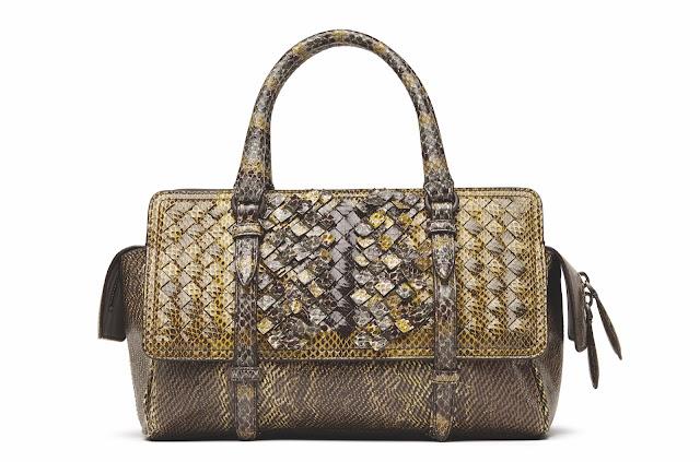 Bottega Veneta sample sale exotic handbag