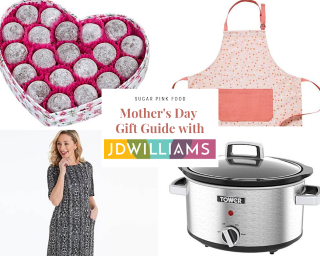 Mother's Day Gift Guide with JD Williams