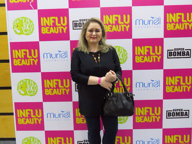 Evento Influbeauty Muriel Cosméticos: eu fui