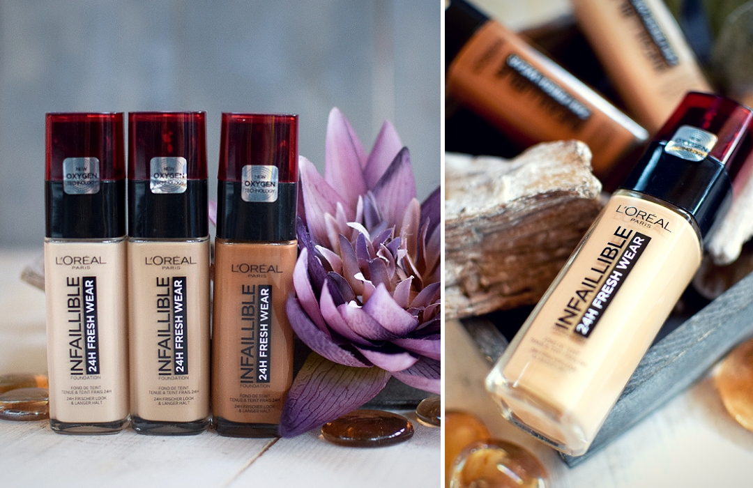 L'Oréal Infaillible 24h Fresh Wear Foundation