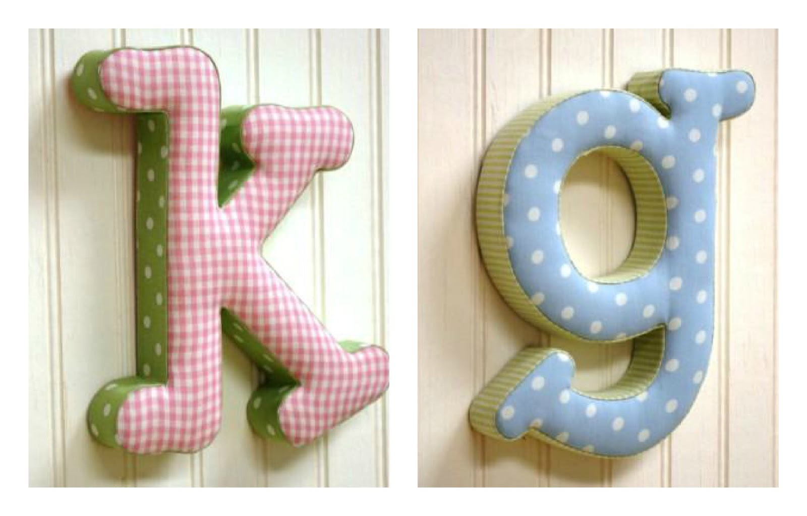 how to cover cardboard letters with fabric - live a little wilder fabric padded letters tutorials