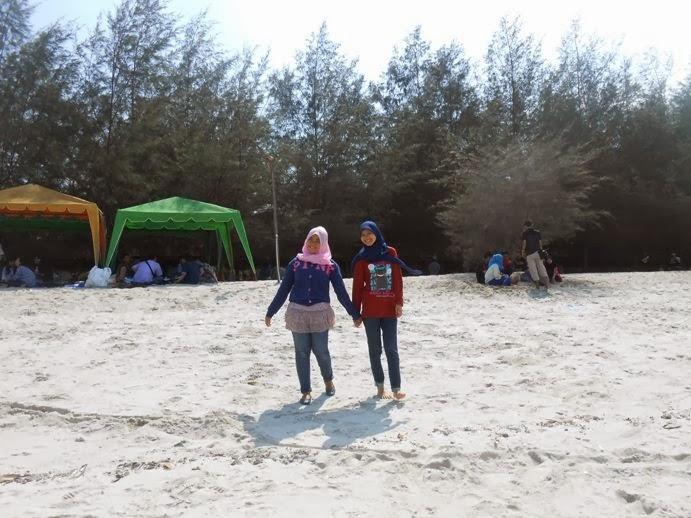 Pasir Putih Pantai Sri Mersing