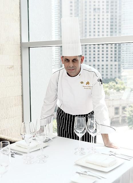 Chef Helmut Lamberger, Corporate Chef (WACS Global Master Chef)