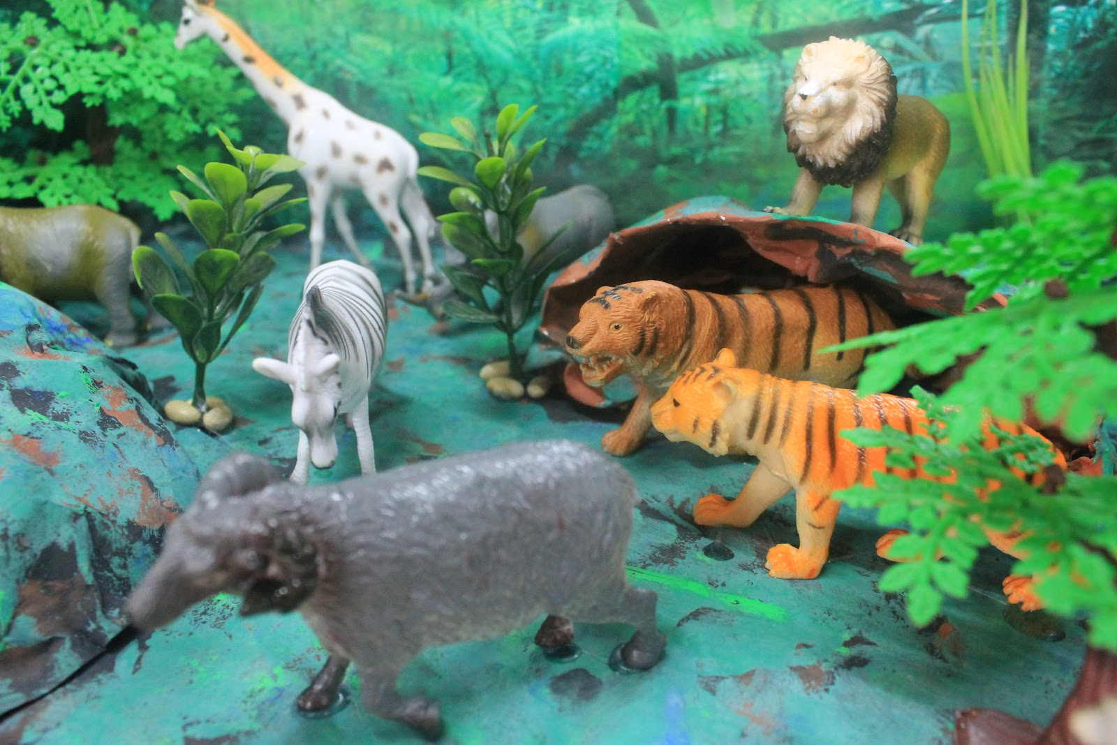 planet earth diorama projects - photo #32